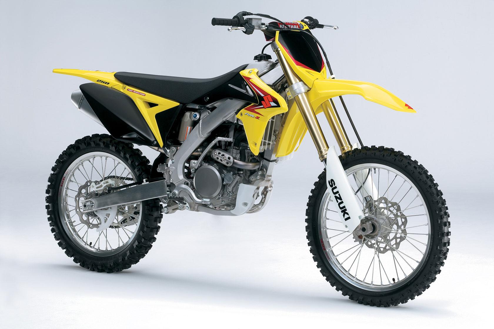 Suzuki Rm Compression