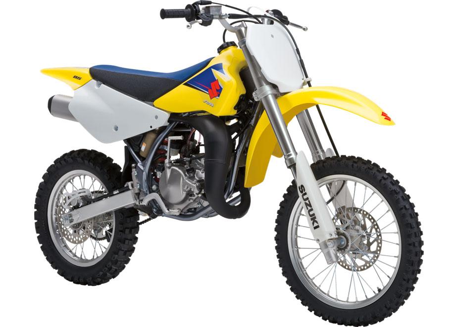 Suzuki Rm  Top Speed