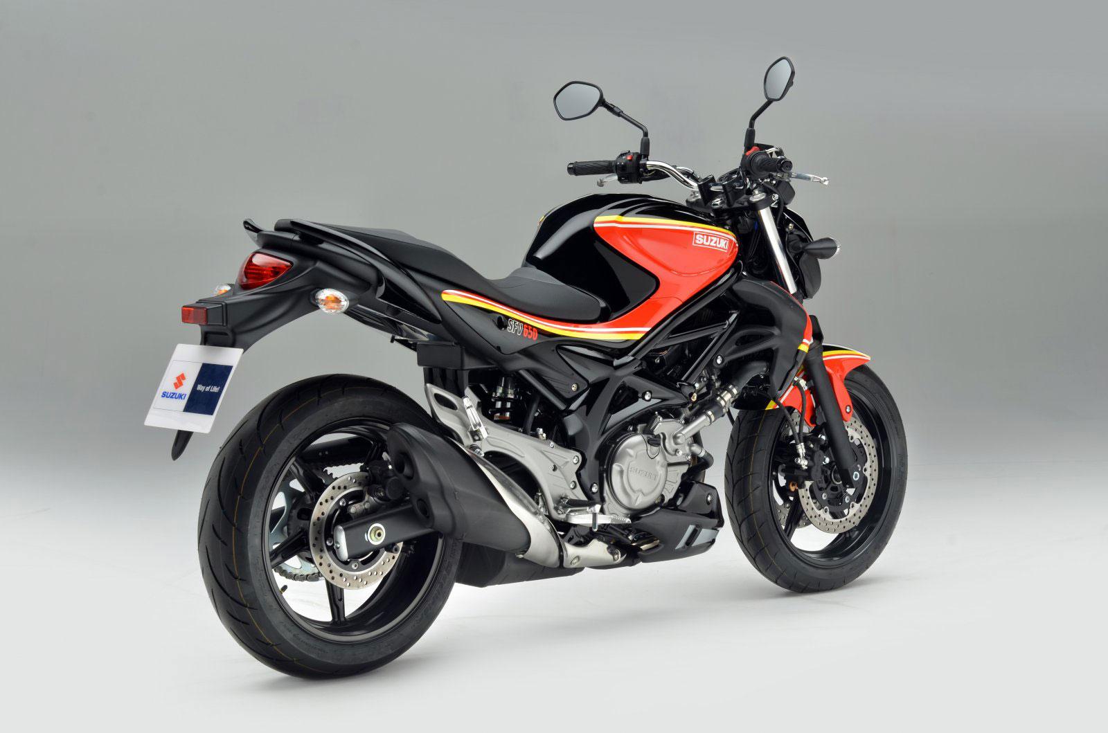 Suzuki Gladius Specs Uk