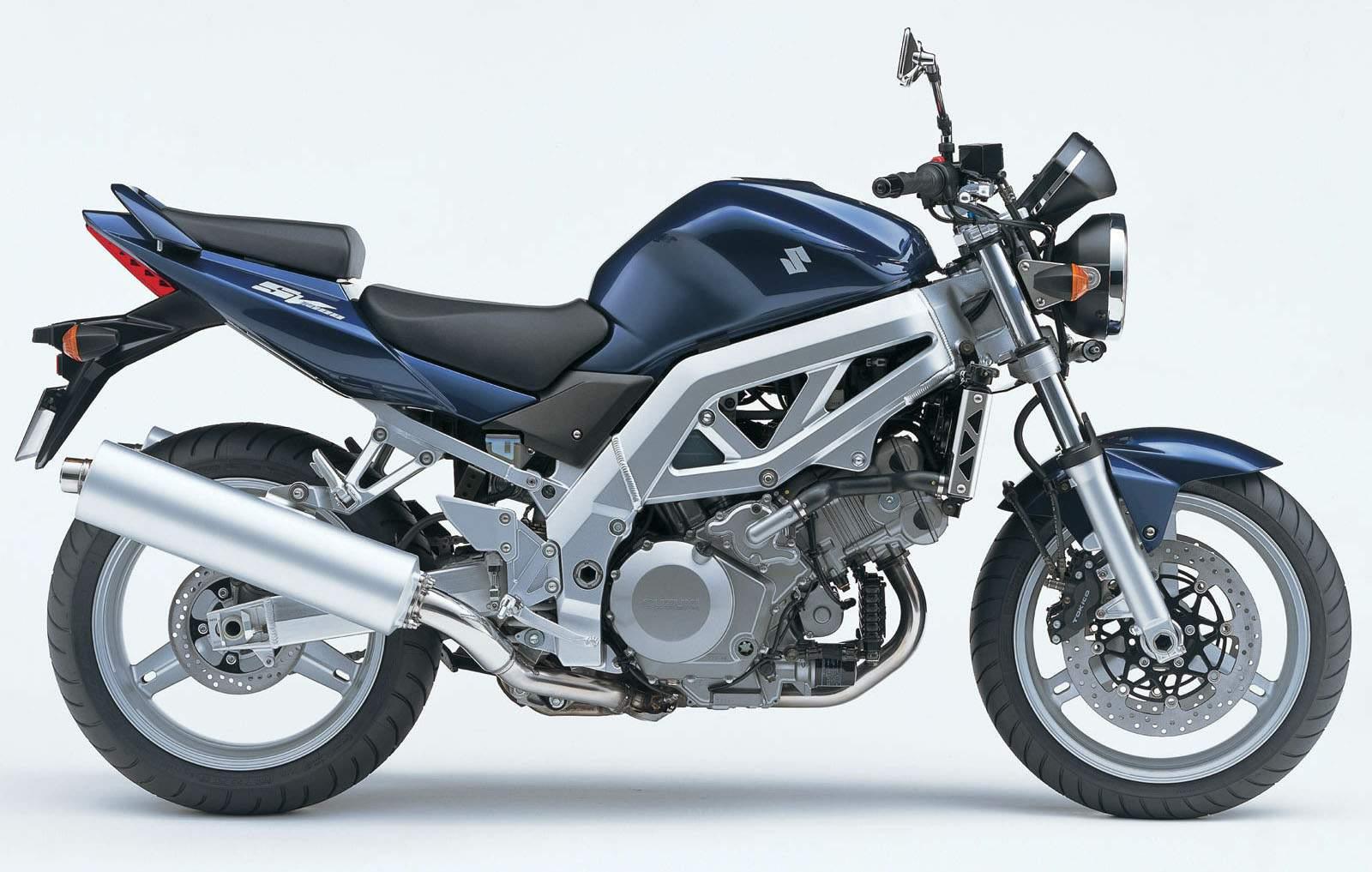 SUZUKI SV1000S specs - 2006, 2007 - autoevolution