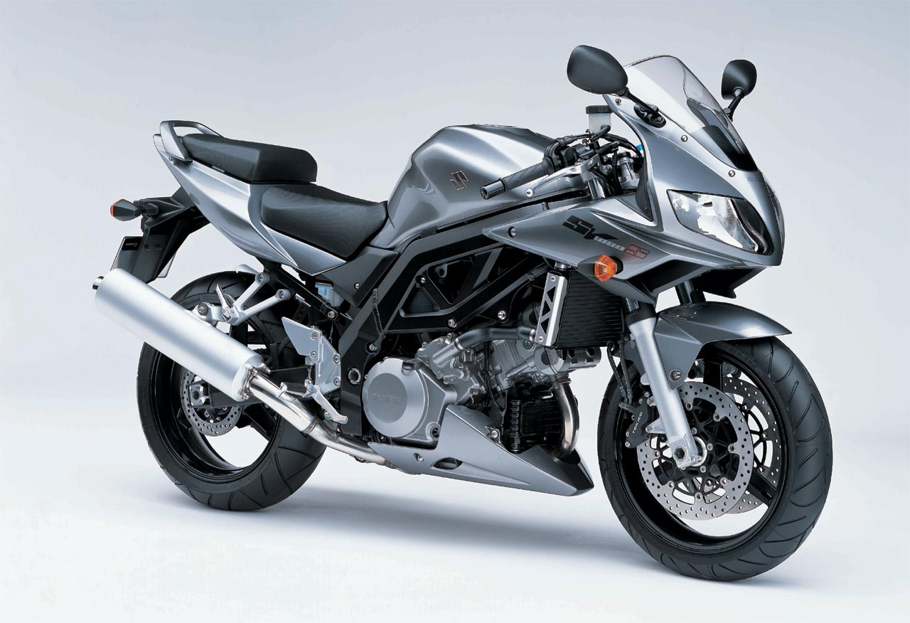 Buy 2006 Suzuki Sv1000s SV1000 Sportbike on 2040-motos