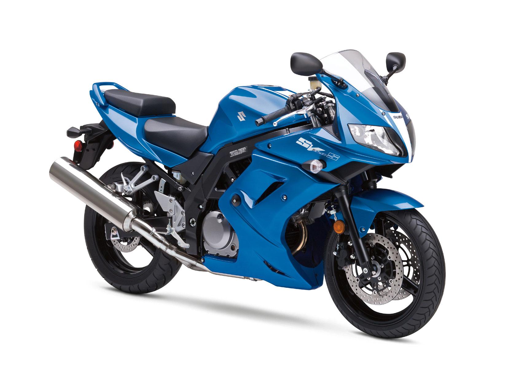 Why the Suzuki SV650 is the best bike. Ever.