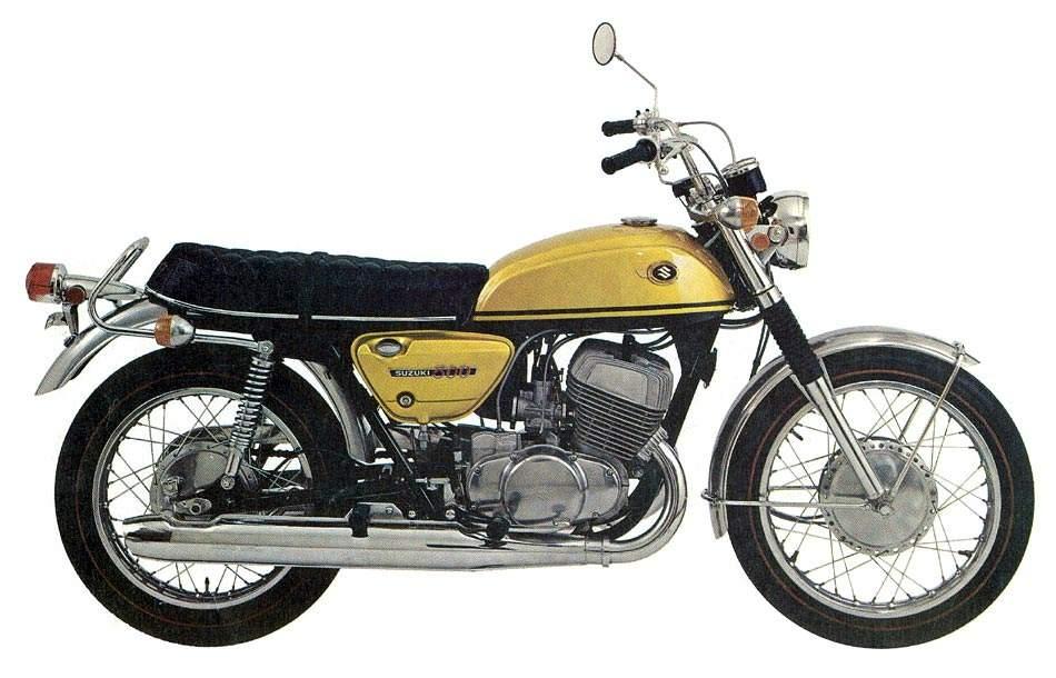 Gear Rpm Calculator >> SUZUKI T 500 TITAN specs - 1969, 1970 - autoevolution
