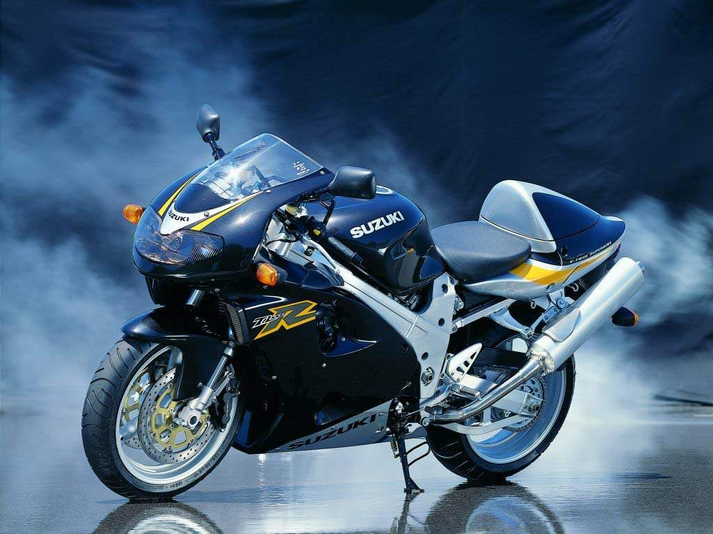 1998 Suzuki TL 1000 R - Moto.ZombDrive.COM
