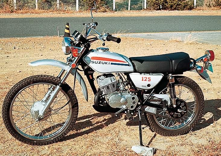 Suzuki ts 1987
