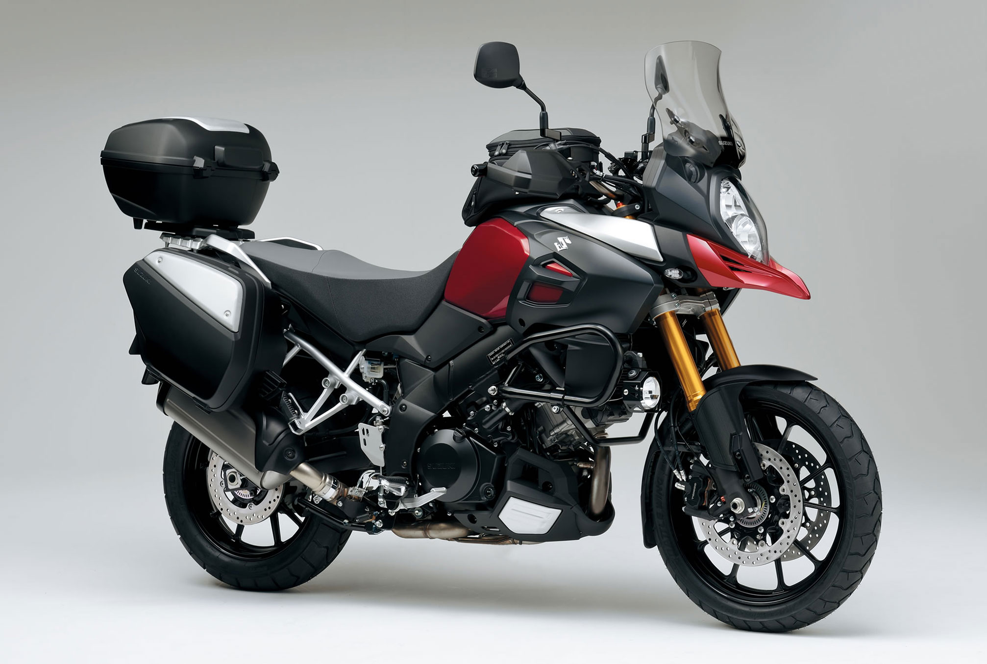 suzuki v strom 1000 abs 2013 2014 autoevolution. Black Bedroom Furniture Sets. Home Design Ideas