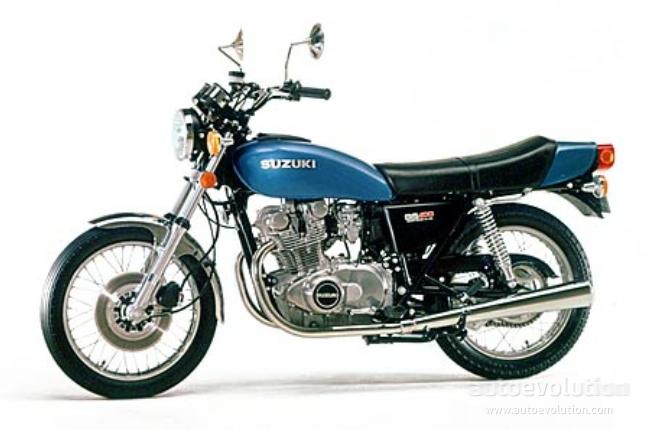 Suzuki Motorcycles Gs G