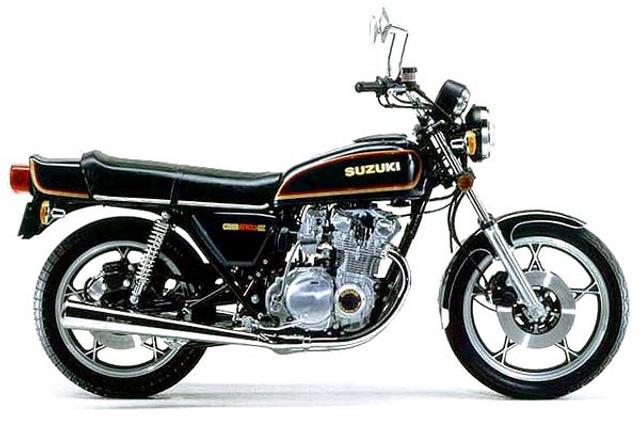 Suzuki Gs  Mm Front Brake Specs