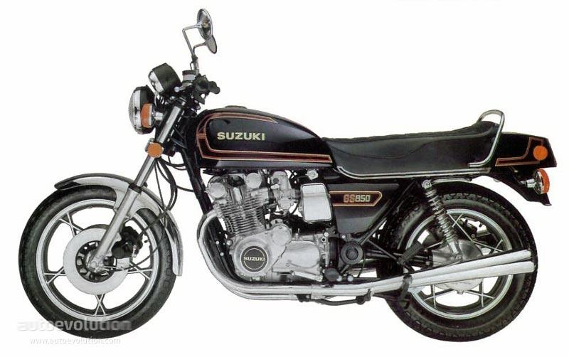 Suzuki Gsg Specs