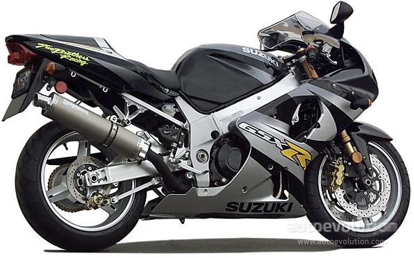 Suzuki Gsx R 1000 2001 2002 2003 2004 Autoevolution