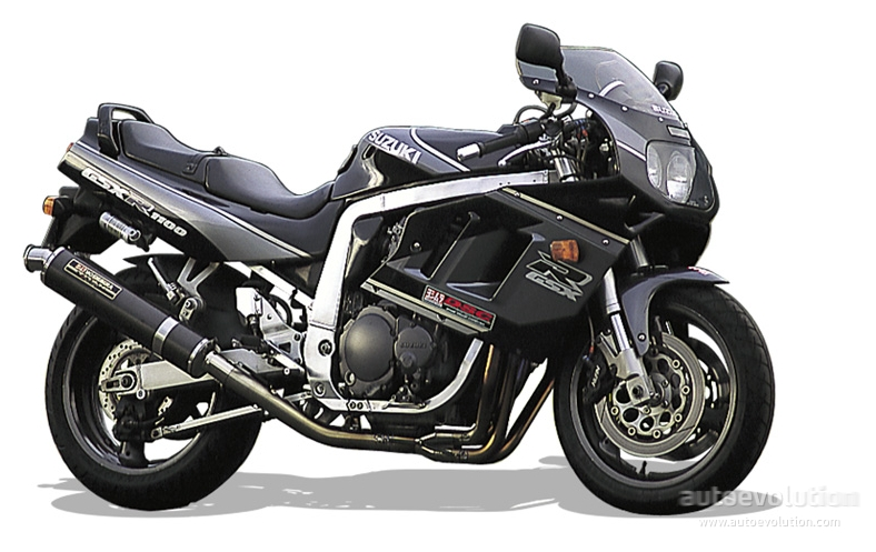 suzuki gsx r 1100l specs 1988 1989 1990 1991 1992 1993 autoevolution. Black Bedroom Furniture Sets. Home Design Ideas