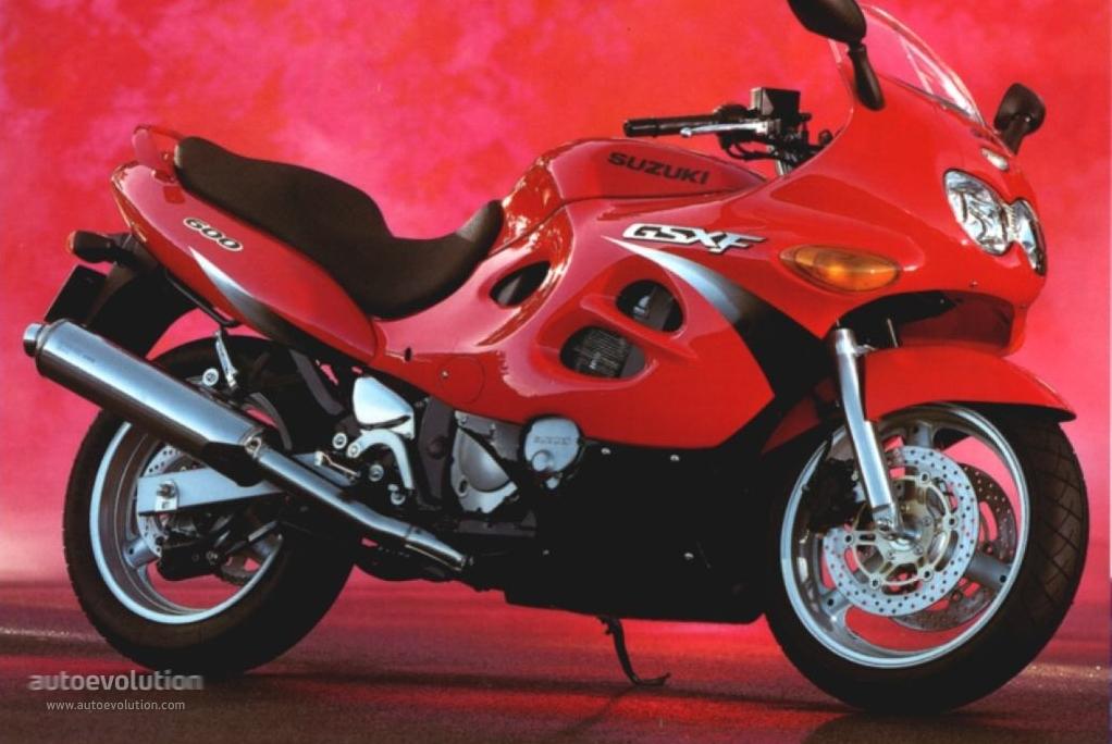 Suzuki Gsxf Oil Type