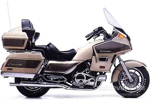 Suzuki Gtspecs