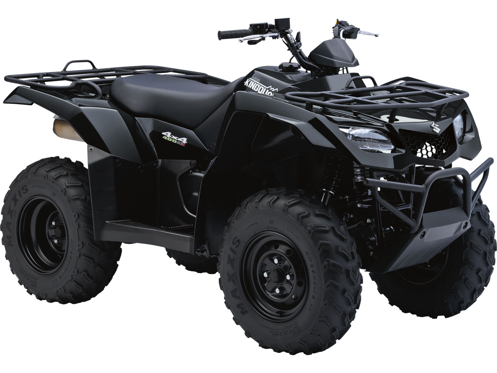 suzuki kingquad 400asi specs 2010 2011 autoevolution. Black Bedroom Furniture Sets. Home Design Ideas