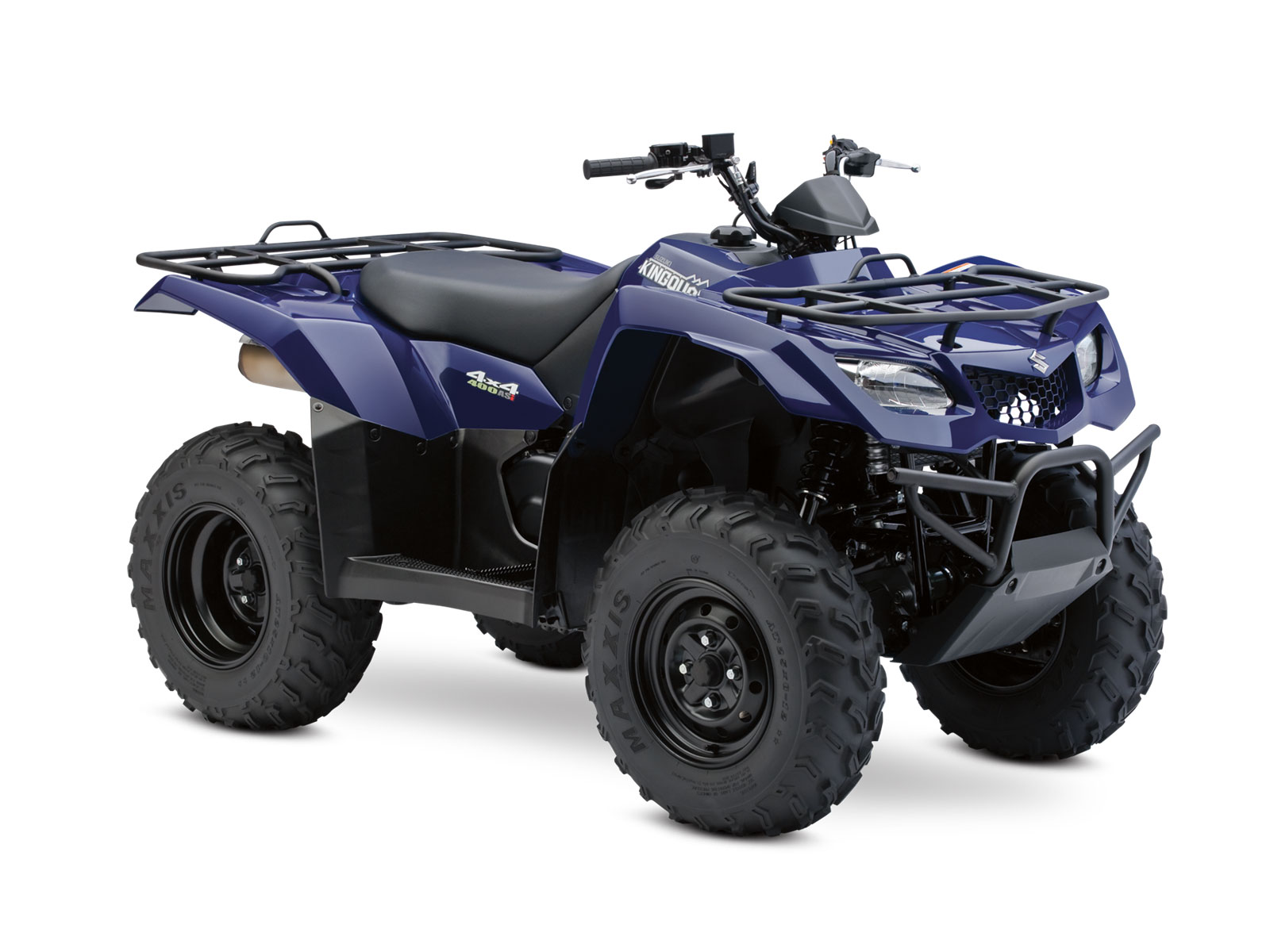 suzuki kingquad 400asi specs 2011 2012 autoevolution. Black Bedroom Furniture Sets. Home Design Ideas