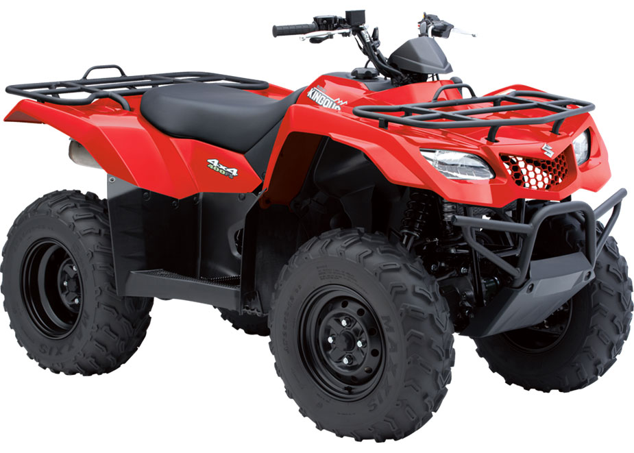 suzuki kingquad 400 fs specs 2009 2010 autoevolution. Black Bedroom Furniture Sets. Home Design Ideas