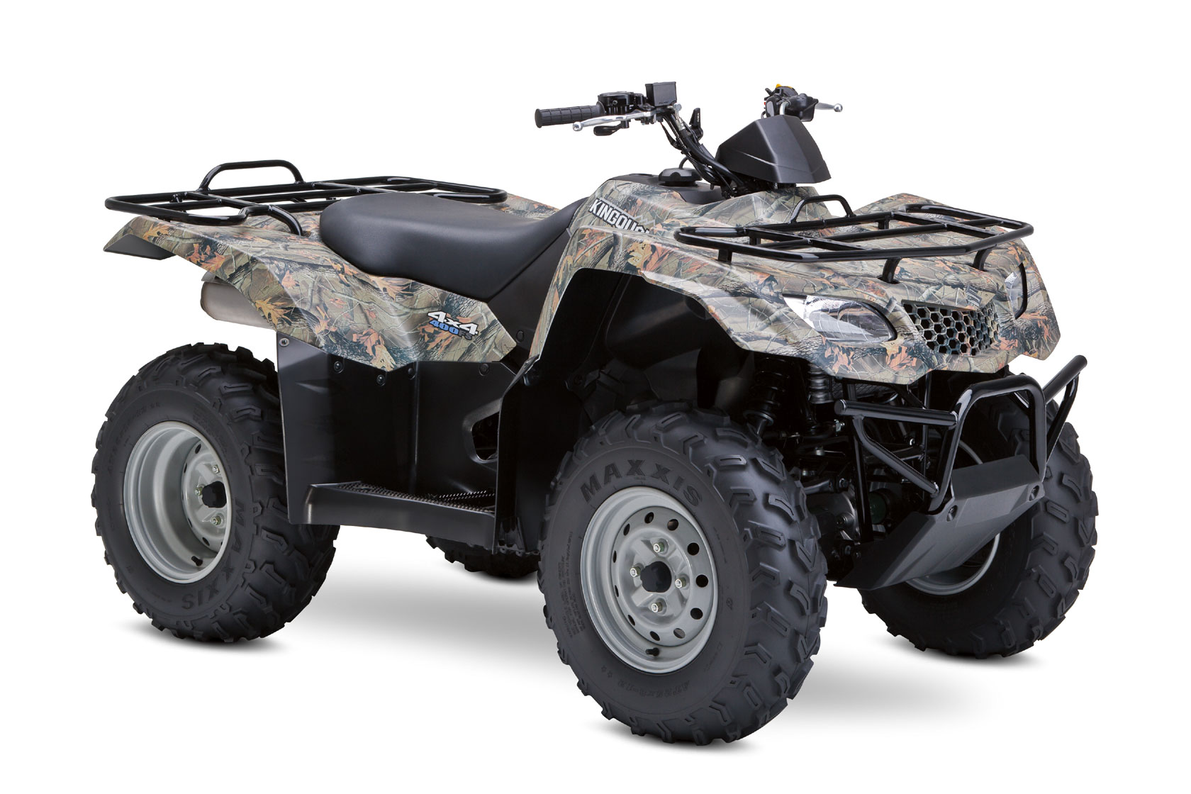 suzuki kingquad 400 fs camo specs 2008 2009 autoevolution. Black Bedroom Furniture Sets. Home Design Ideas