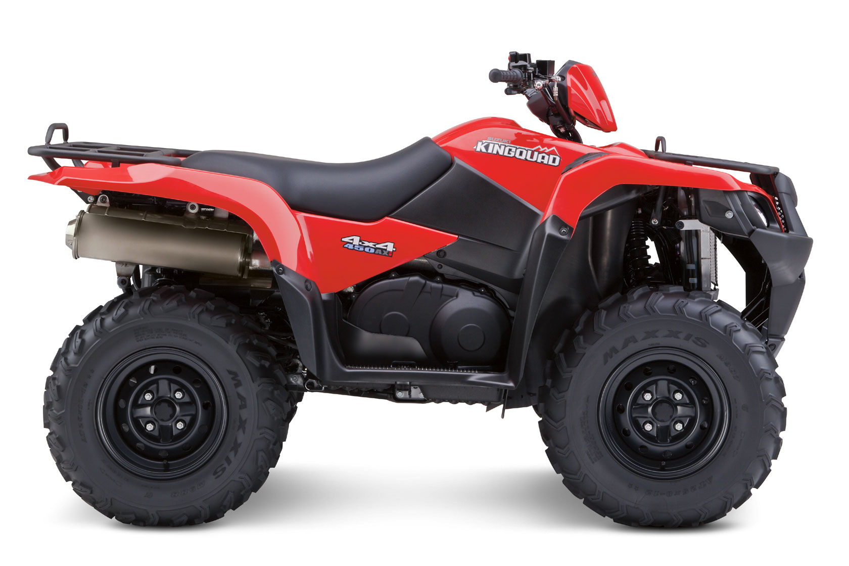 Suzuki King Quad Horsepower