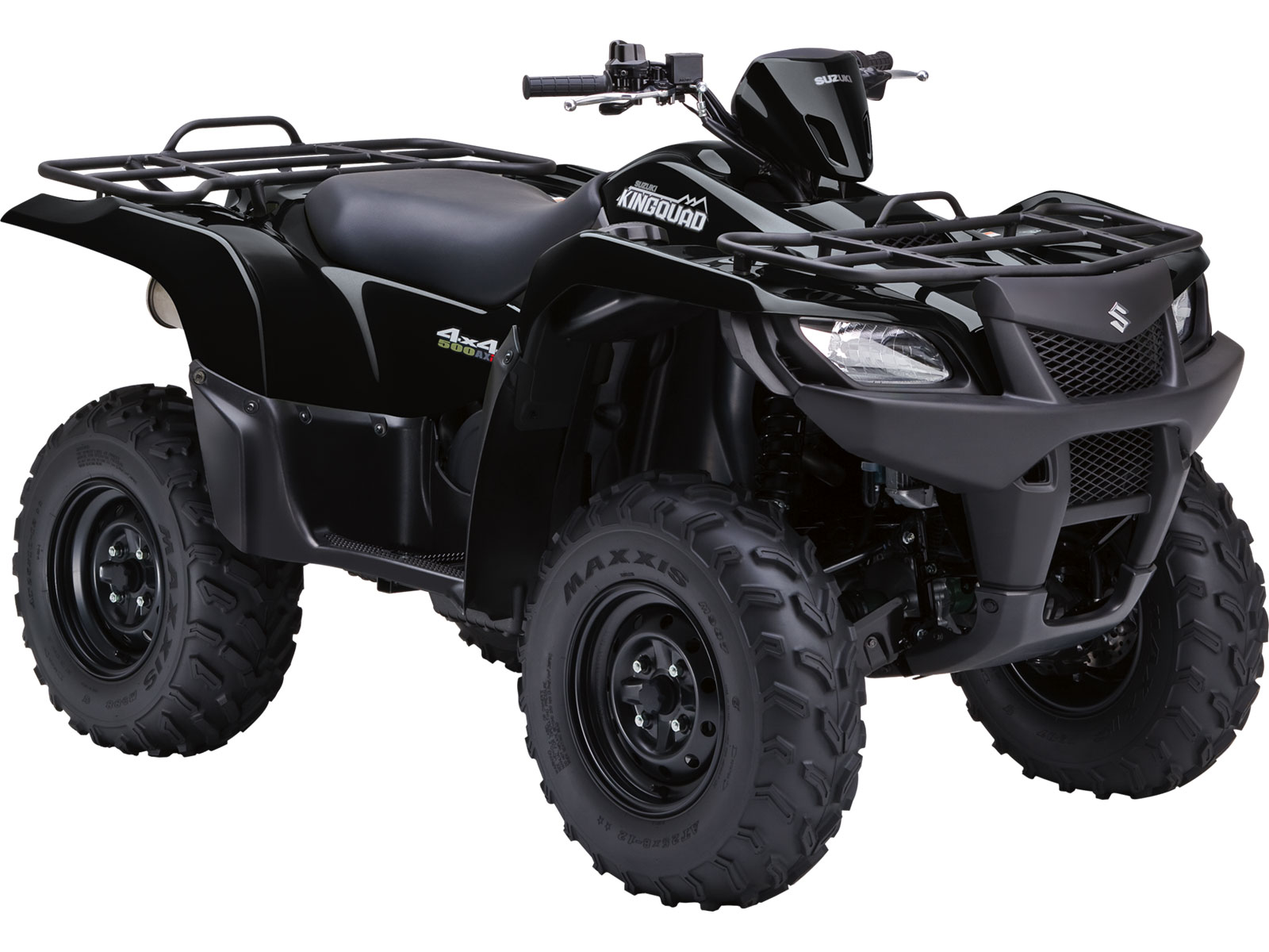 suzuki kingquad 500axi specs 2010 2011 autoevolution. Black Bedroom Furniture Sets. Home Design Ideas