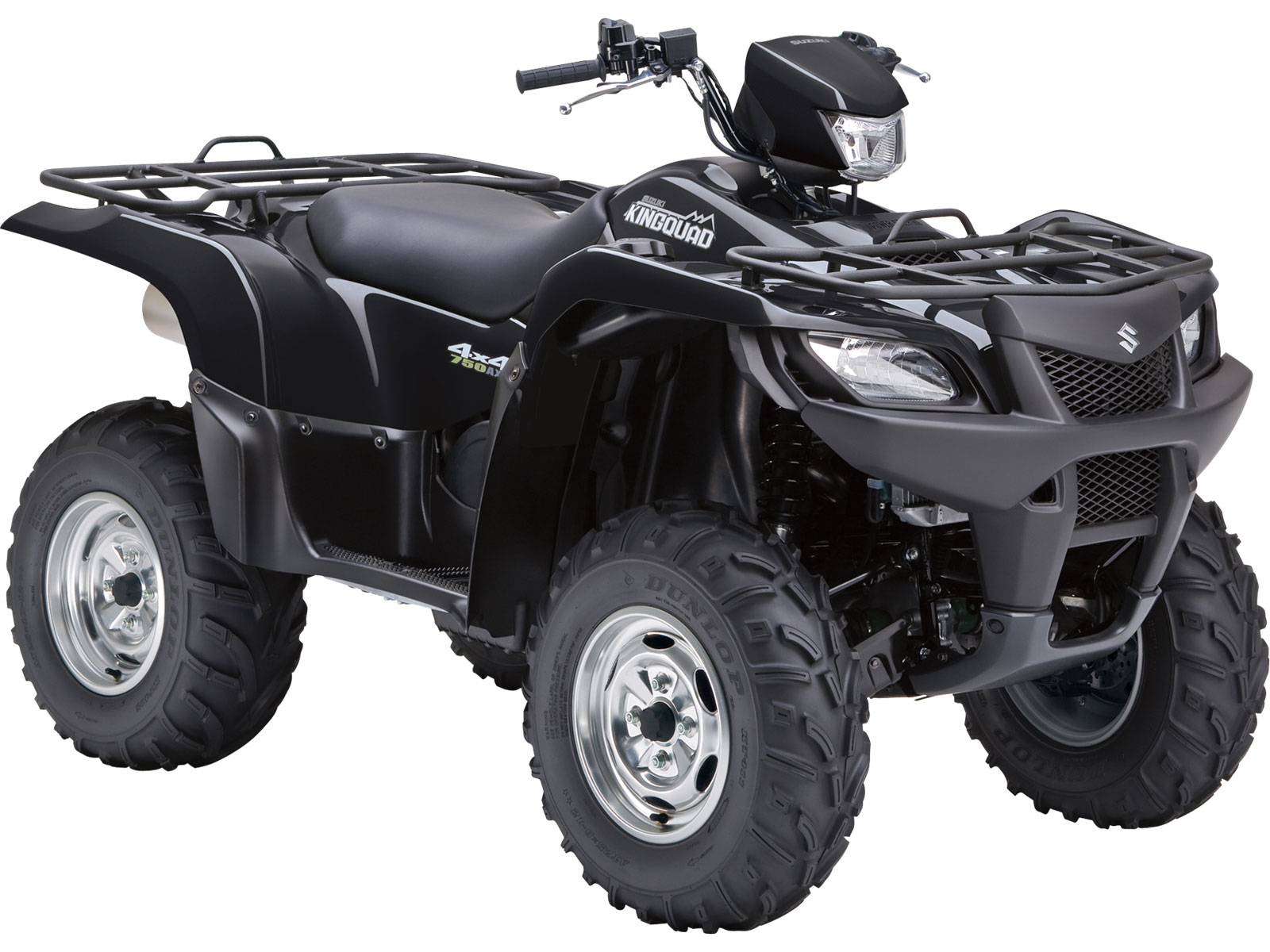 Suzuki Kingquad 750axi Power Steering Specs 2010 2011