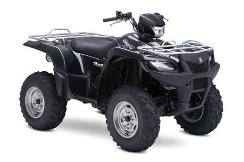 Suzuki King Quad Horsepower