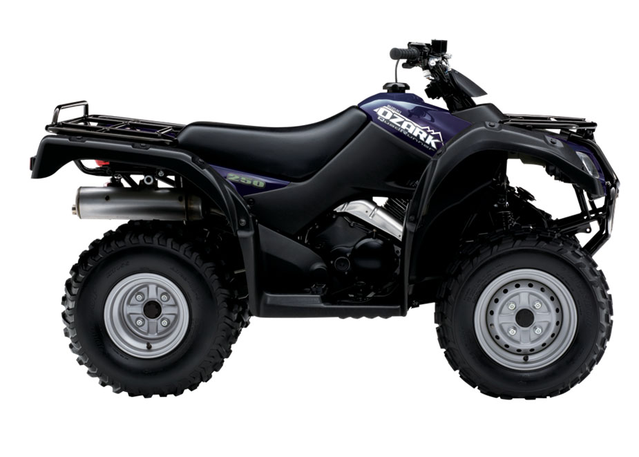 Suzuki Ozark Quadrunner