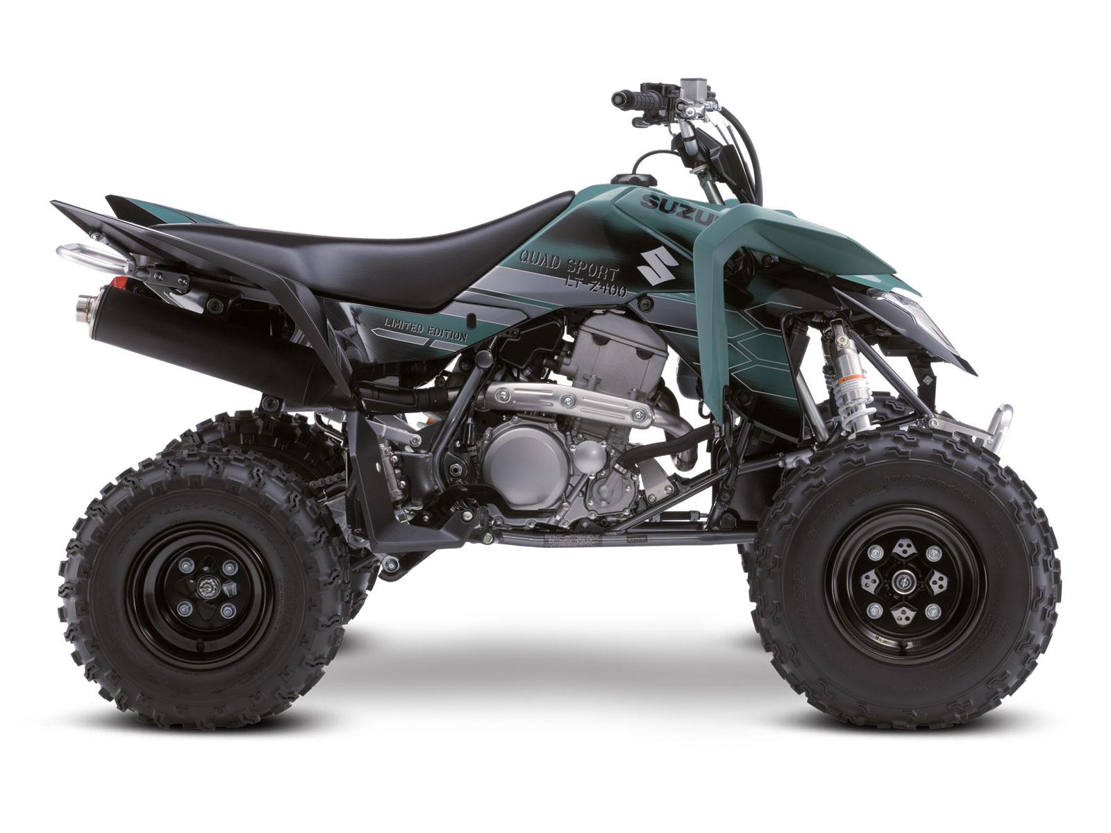 SUZUKI QuadSport Z400 Limited specs - 2011, 2012 - autoevolution
