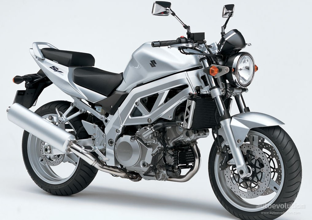 Suzuki Sv 1000 Specs