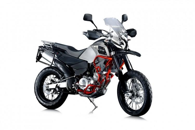 New Yamaha Dual Sport Motorcycle