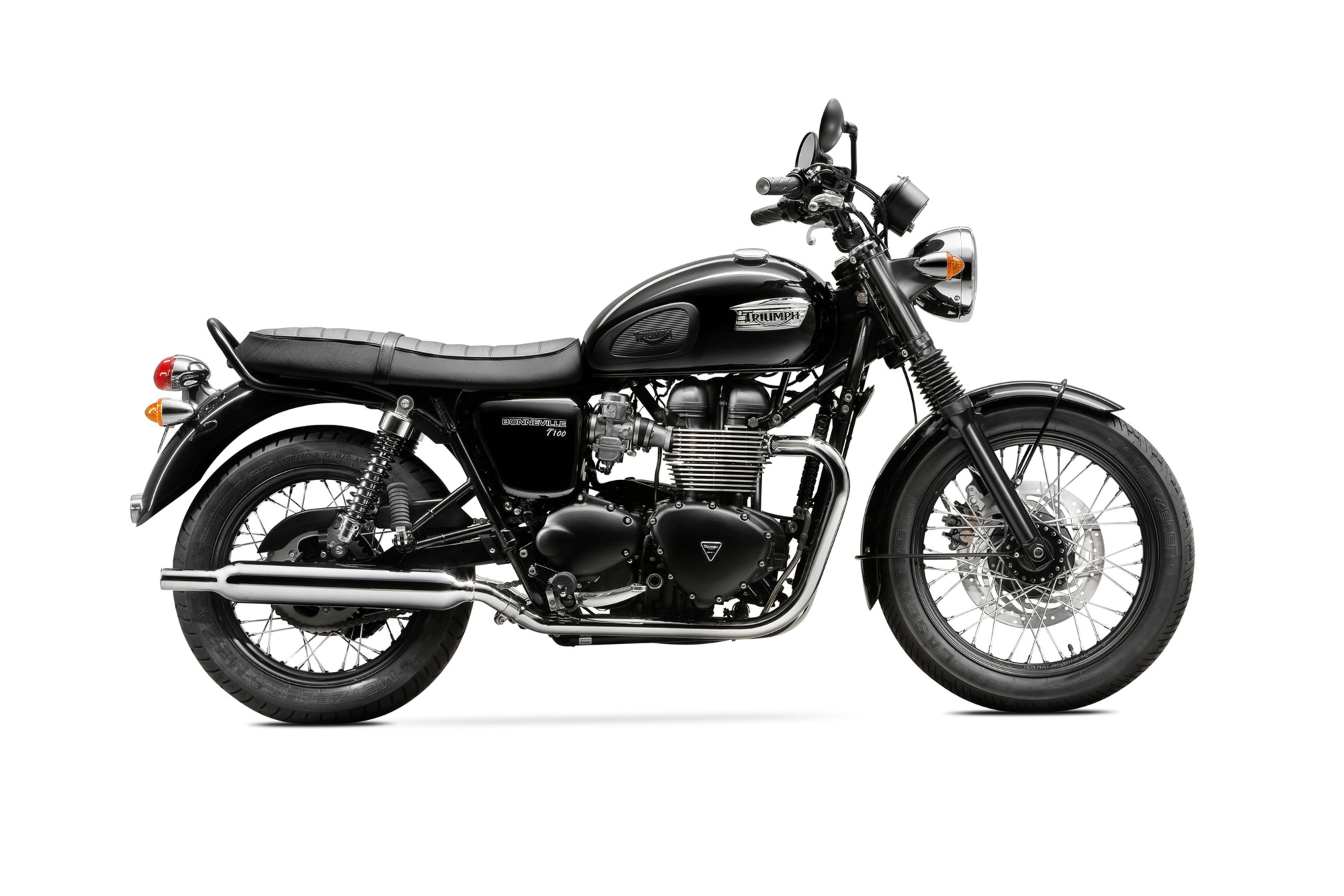 triumph bonneville t100 black specs 2016 2017 2018 autoevolution. Black Bedroom Furniture Sets. Home Design Ideas