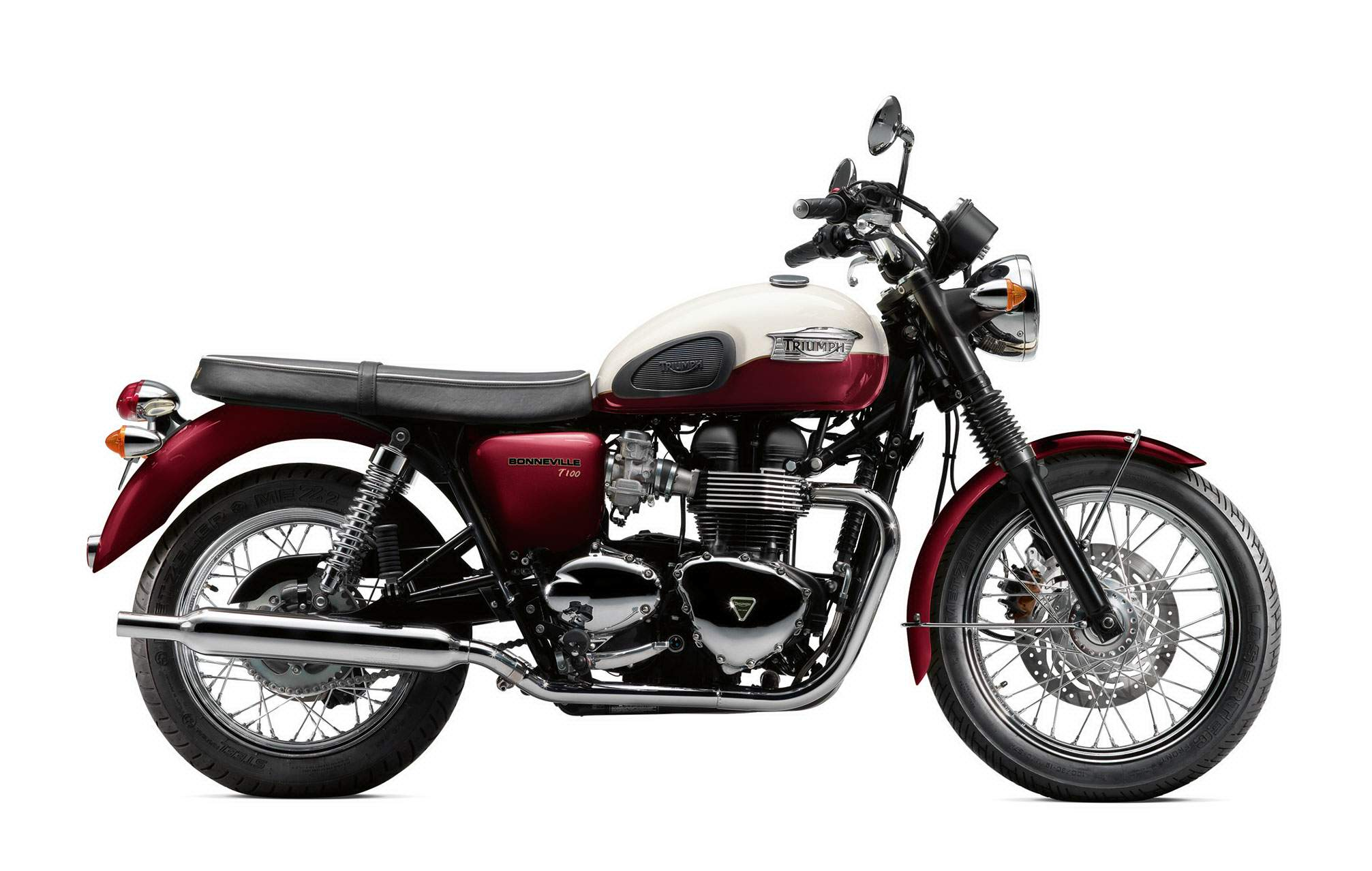 triumph bonneville t100 specs 2013 2014 autoevolution. Black Bedroom Furniture Sets. Home Design Ideas