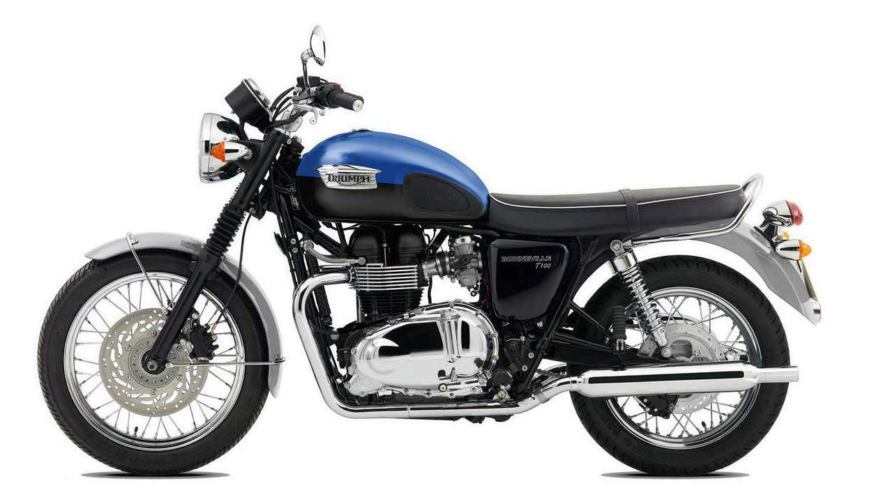 triumph bonneville t100 specs 2014 2015 autoevolution. Black Bedroom Furniture Sets. Home Design Ideas