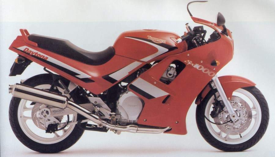 Triumph Motorcycle Reviews: Triumph Motorcycle Tests and ...