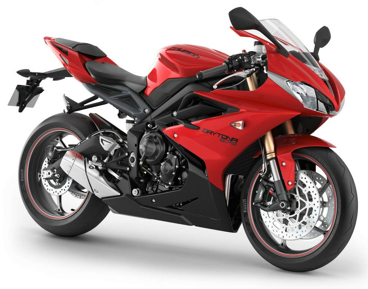 triumph daytona 675 2013 2014 autoevolution. Black Bedroom Furniture Sets. Home Design Ideas