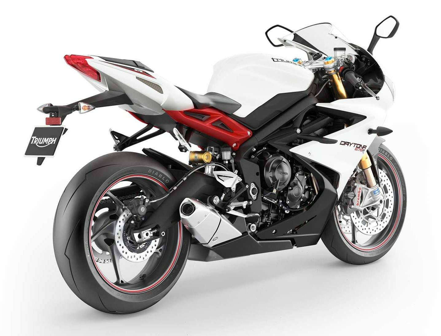 triumph daytona 675r specs 2013 2014 autoevolution. Black Bedroom Furniture Sets. Home Design Ideas