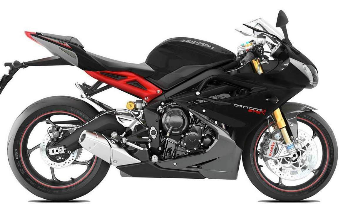 triumph daytona 675r 2014 2015 autoevolution. Black Bedroom Furniture Sets. Home Design Ideas