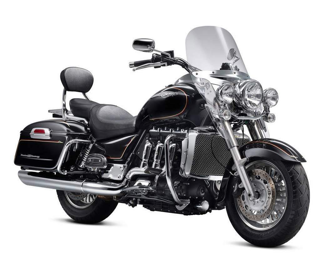 triumph rocket iii touring 2014 2015 autoevolution. Black Bedroom Furniture Sets. Home Design Ideas
