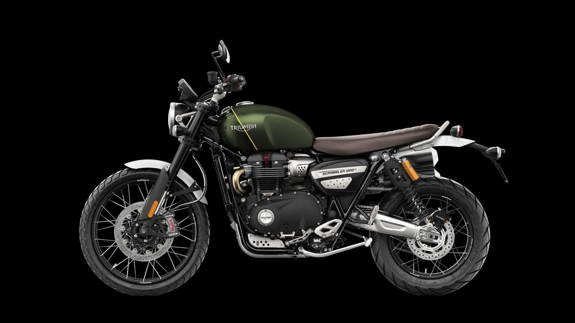 Brand New 2019 Triumph Scrambler 1200 XC at Motorcycle