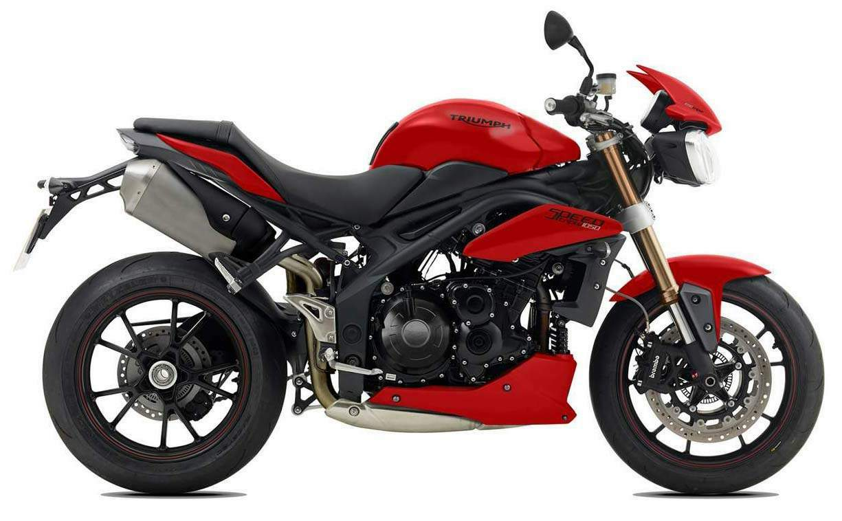 triumph speed triple 2014 2015 autoevolution. Black Bedroom Furniture Sets. Home Design Ideas