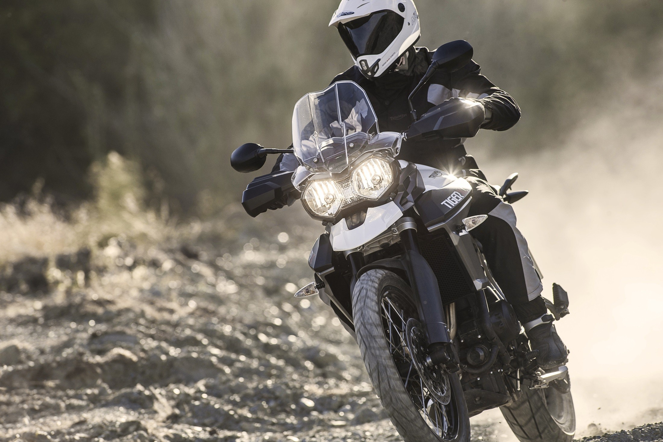 2011 Triumph Tiger 800 And 800XC | Top Speed
