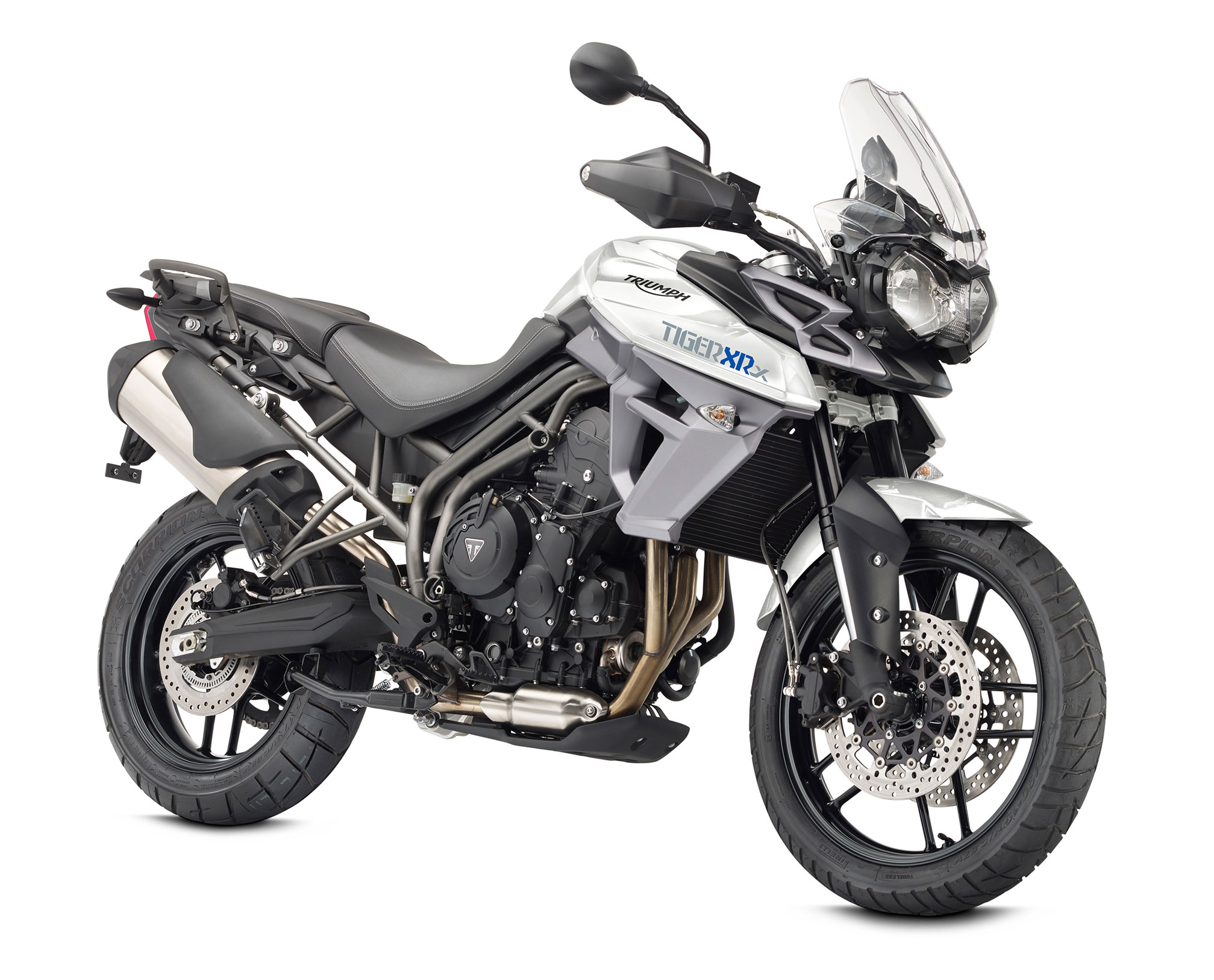 triumph tiger 800 xrx specs 2014 2015 autoevolution. Black Bedroom Furniture Sets. Home Design Ideas