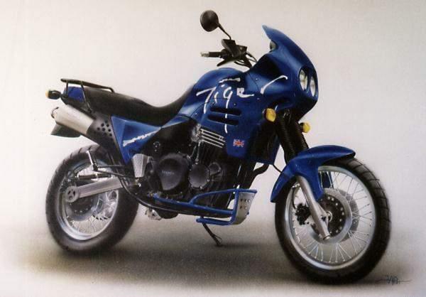 triumph tiger 900 specs 1993 1994 autoevolution. Black Bedroom Furniture Sets. Home Design Ideas