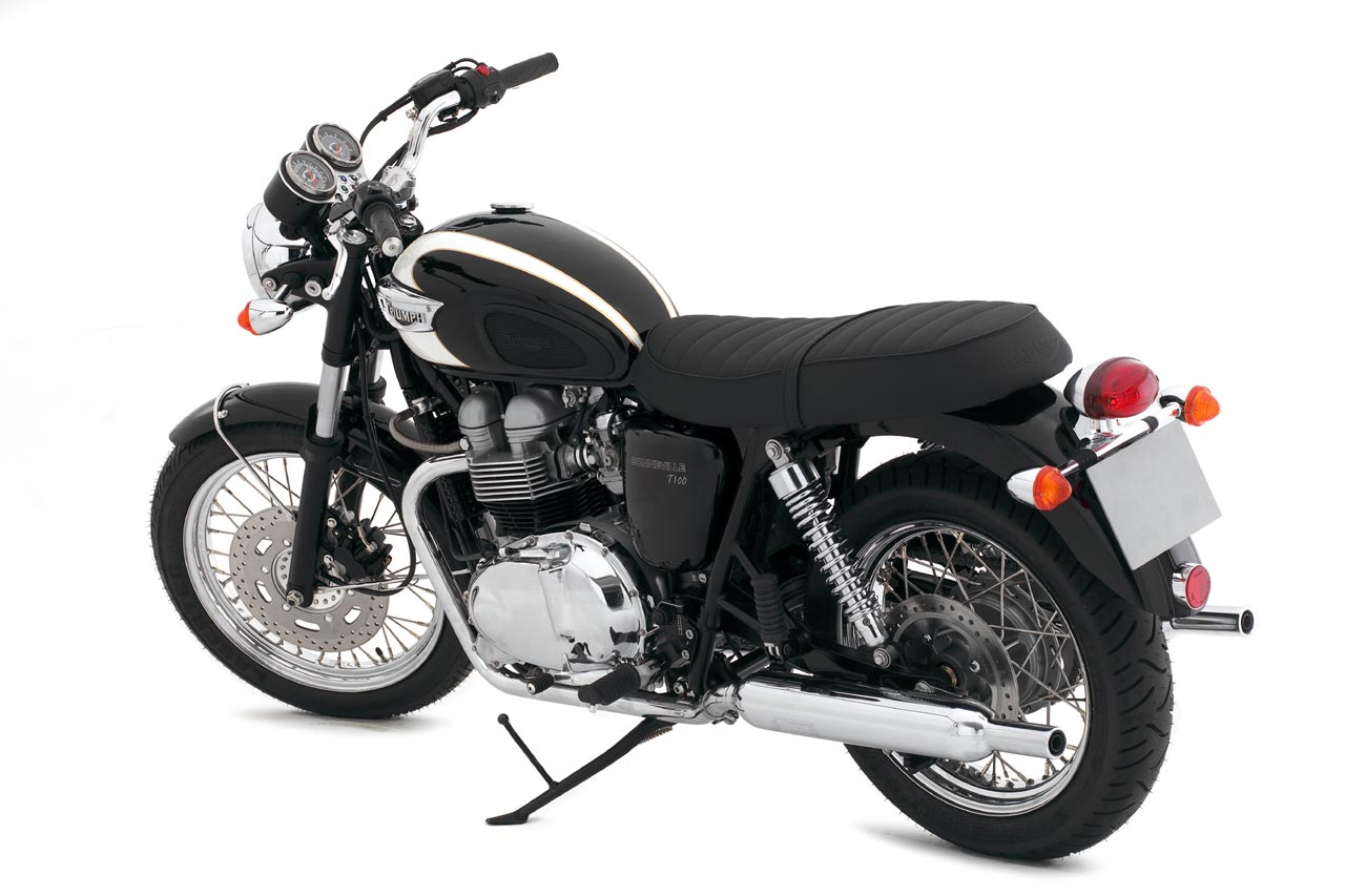 triumph bonneville t100 specs 2006 2007 autoevolution. Black Bedroom Furniture Sets. Home Design Ideas