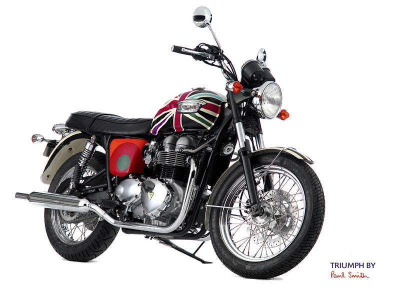 Triumph Bonneville / T100 Single Seat with AltRider Luggage Rack (04 ...