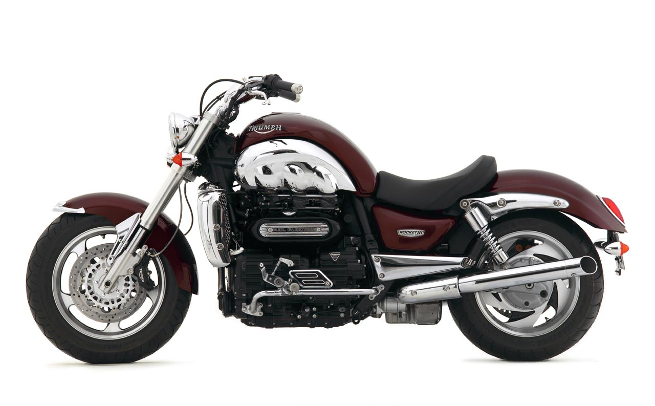 triumph rocket iii specs 2006 2007 autoevolution. Black Bedroom Furniture Sets. Home Design Ideas