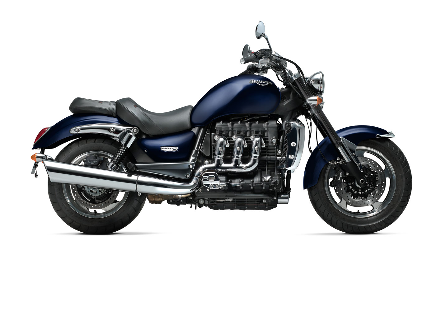 triumph rocket iii roadster 2010 2011 autoevolution. Black Bedroom Furniture Sets. Home Design Ideas