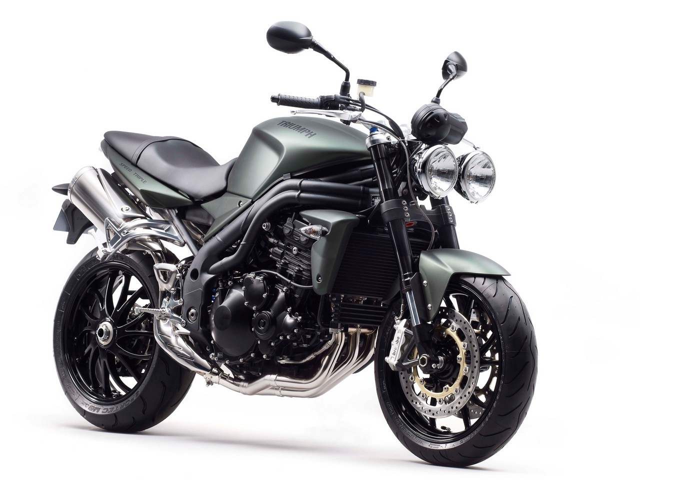 triumph speed triple 2009 2010 autoevolution. Black Bedroom Furniture Sets. Home Design Ideas