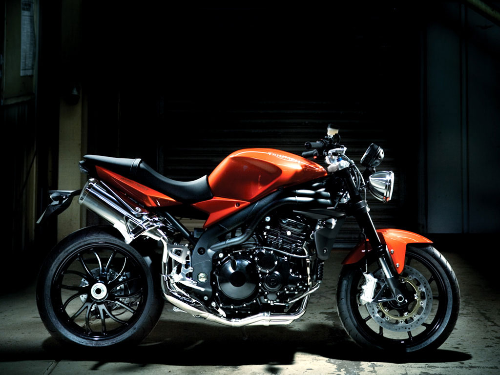 TRIUMPH Speed Triple specs - 2007, 2008 - autoevolution