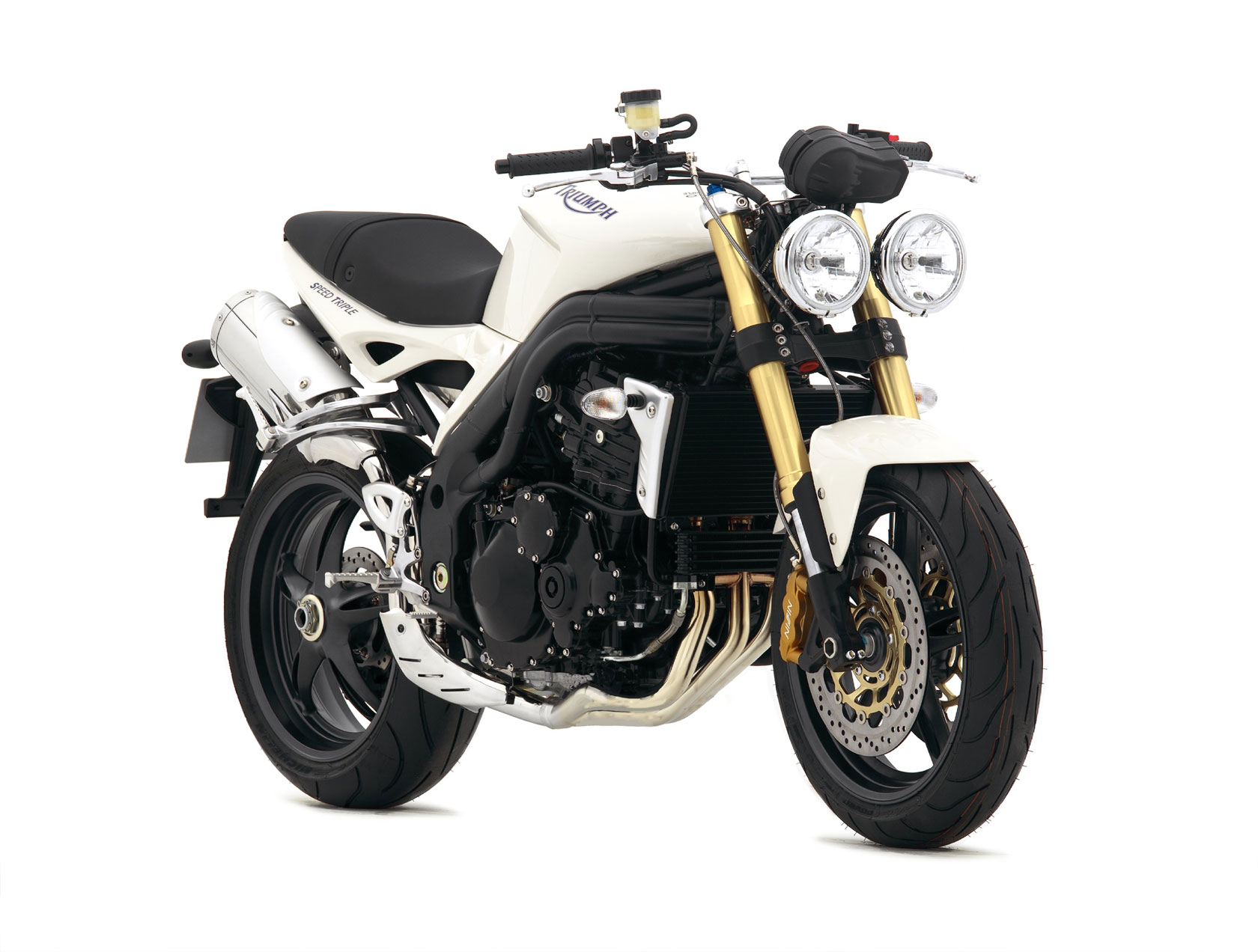 triumph speed triple 2006 2007 autoevolution. Black Bedroom Furniture Sets. Home Design Ideas