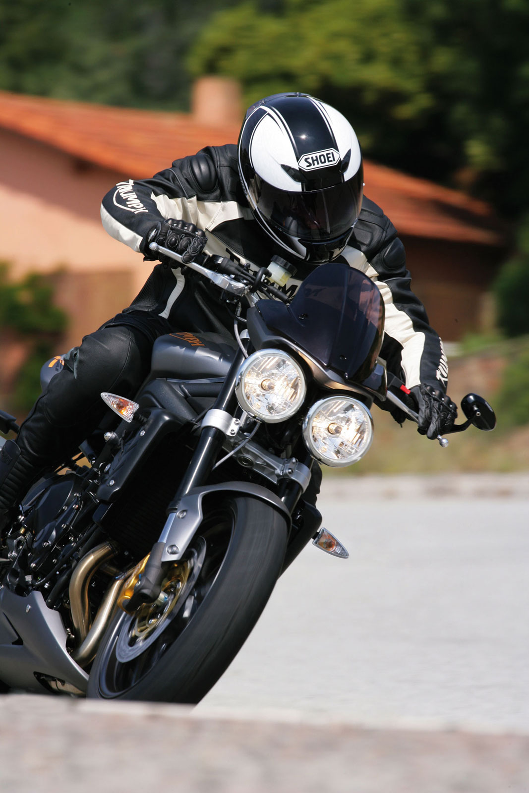 triumph street triple r specs 2008 2009 autoevolution. Black Bedroom Furniture Sets. Home Design Ideas